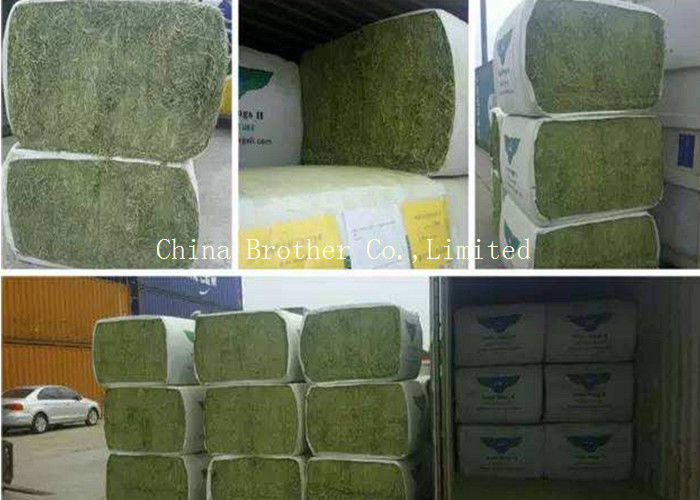 Agricultural Tubular Woven Polypropylene Roll Wrapping Hay Bales In Plastic
